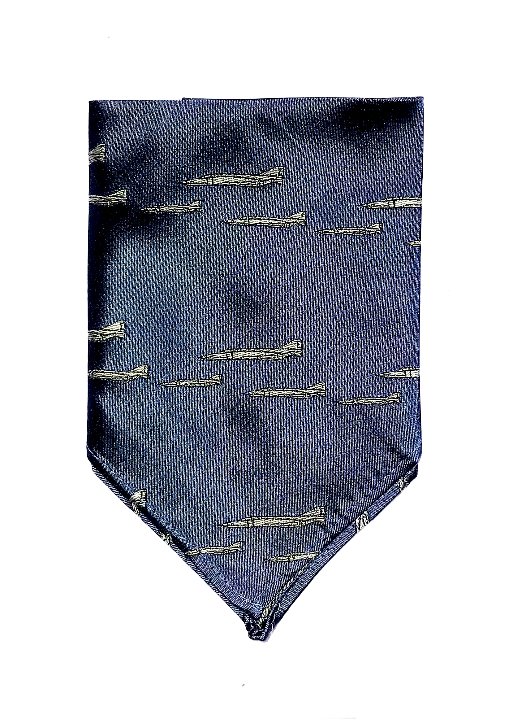 doppeldecker design aviation aircraft airplane pocket square f4