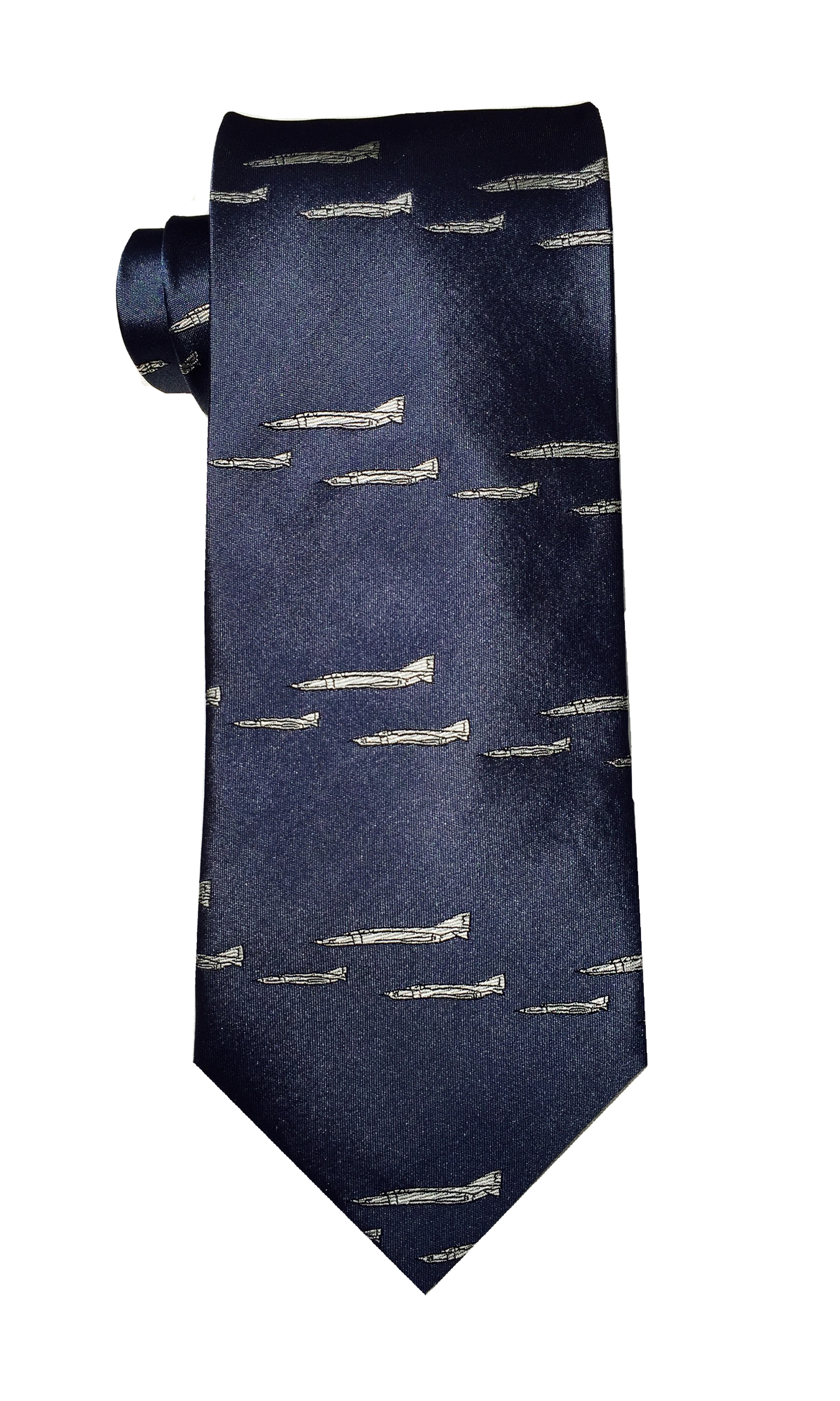 F-4 Phantom jet tie in navy