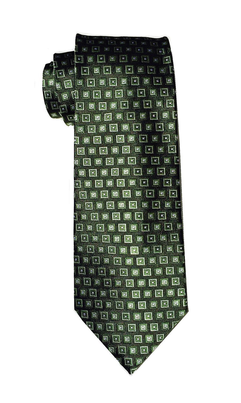 Charlie Bravo tie in moss green