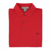 Biplane pima cotton polo shirt Doppeldecker Design