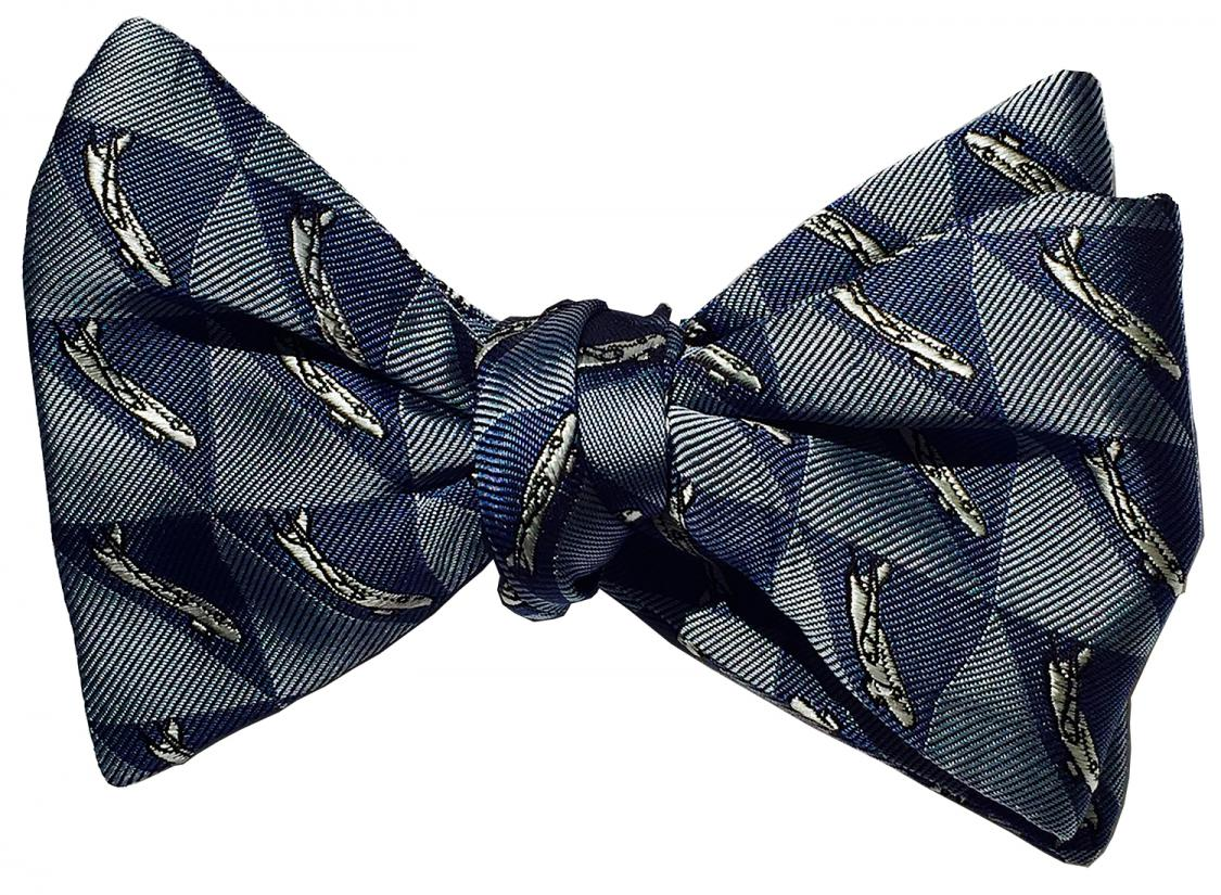 doppeldecker design designer aviation airliner silk bow tie bowtie a320