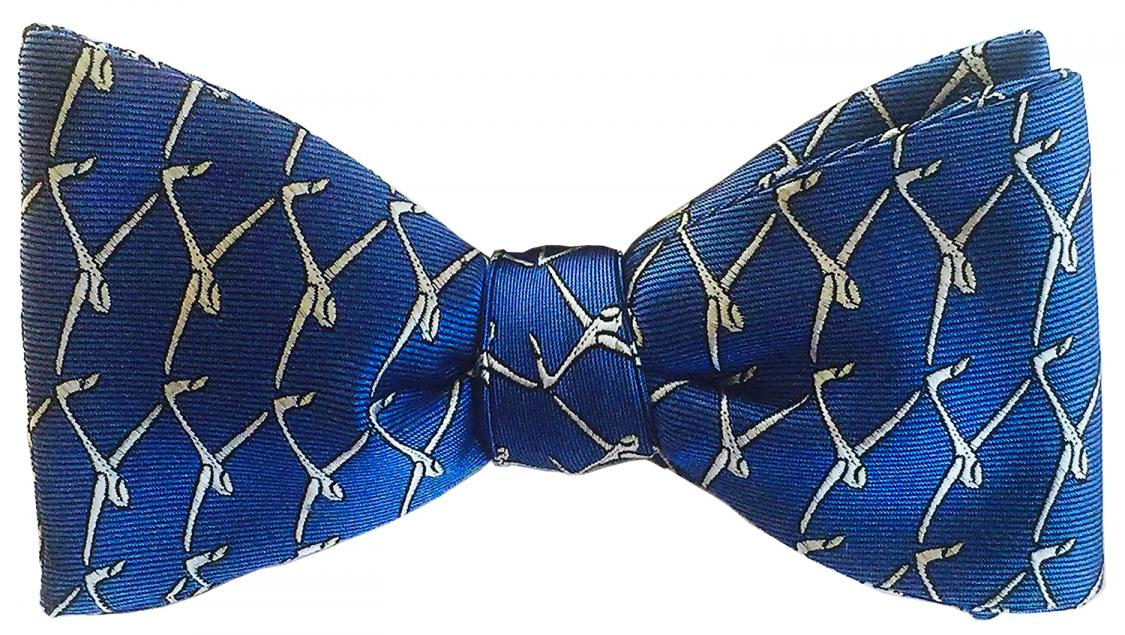 doppeldecker design designer aviation airplane aircraft silk bow tie bowtie glider