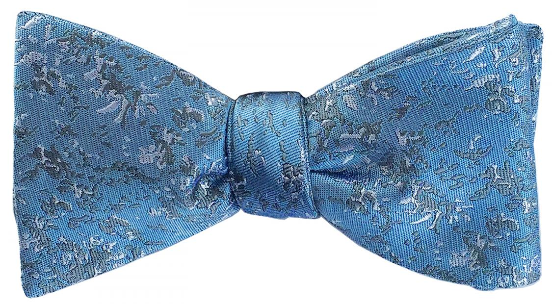 doppeldecker design designer aviation airplane aircraft silk bow tie bowtie arctic drift