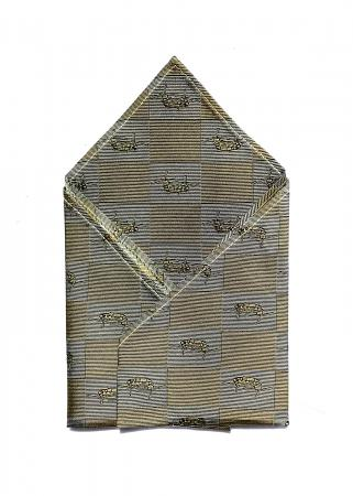 doppeldecker design aviation aircraft airplane pocket square ch47 chinook