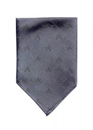 Corsair pocket square in lavender
