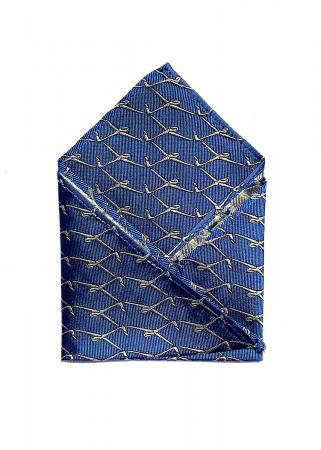 doppeldecker design aviation aircraft airplane pocket square glider