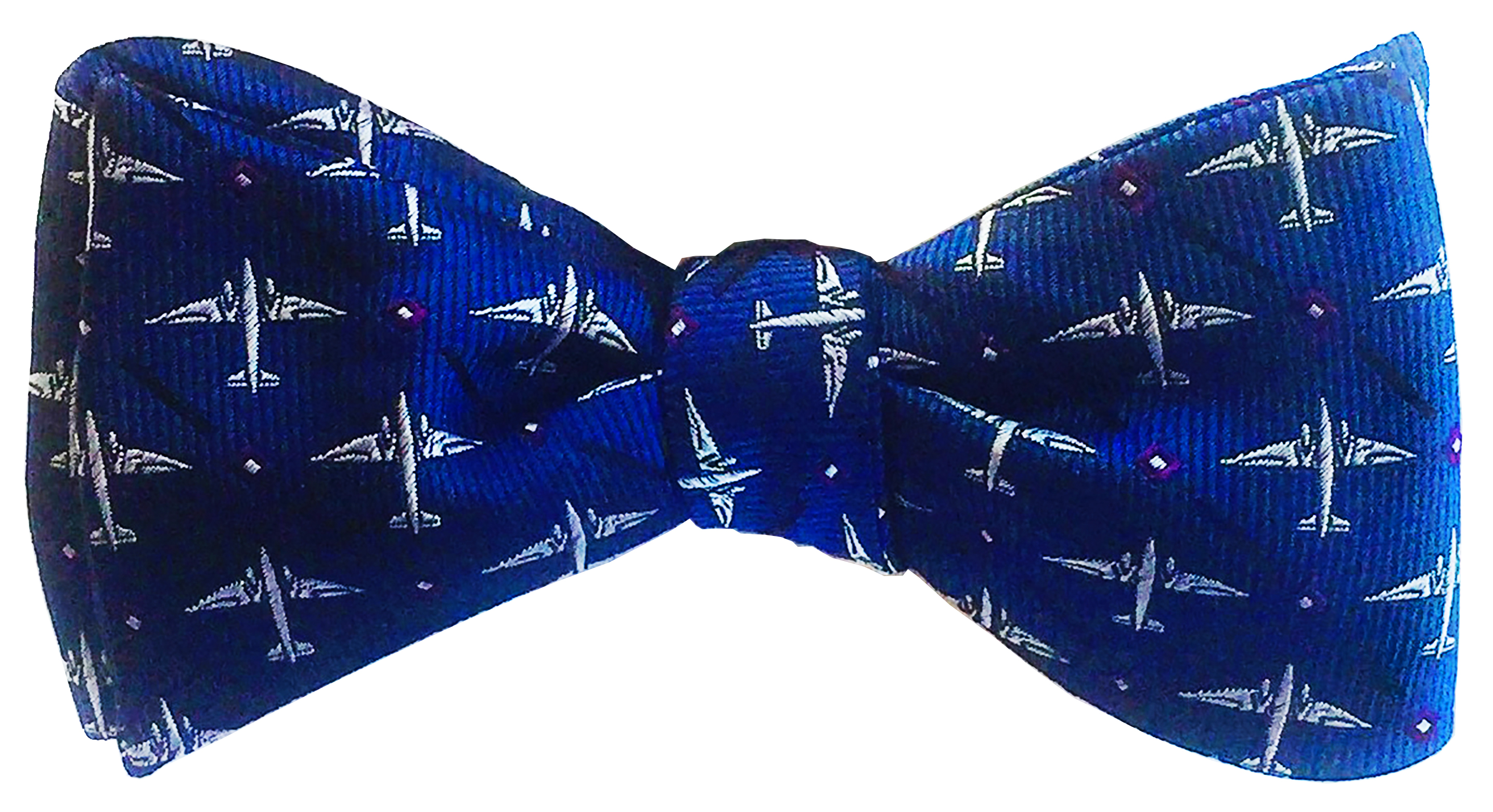 DC-3 Bowtie in Blue