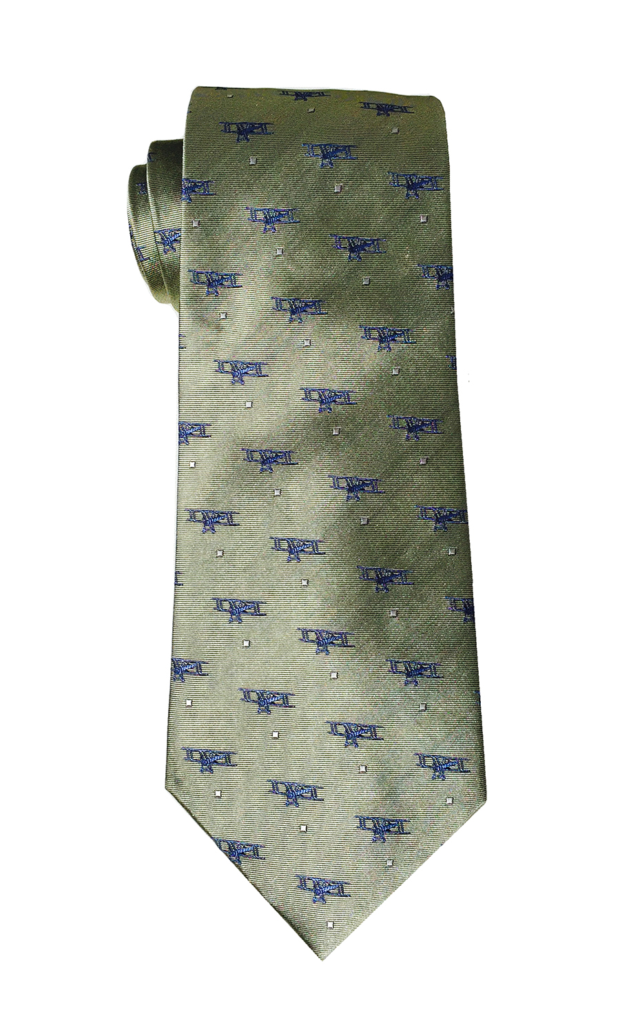 doppeldecker design designer aviation airplane aircraft silk bow tie bowtie biplane