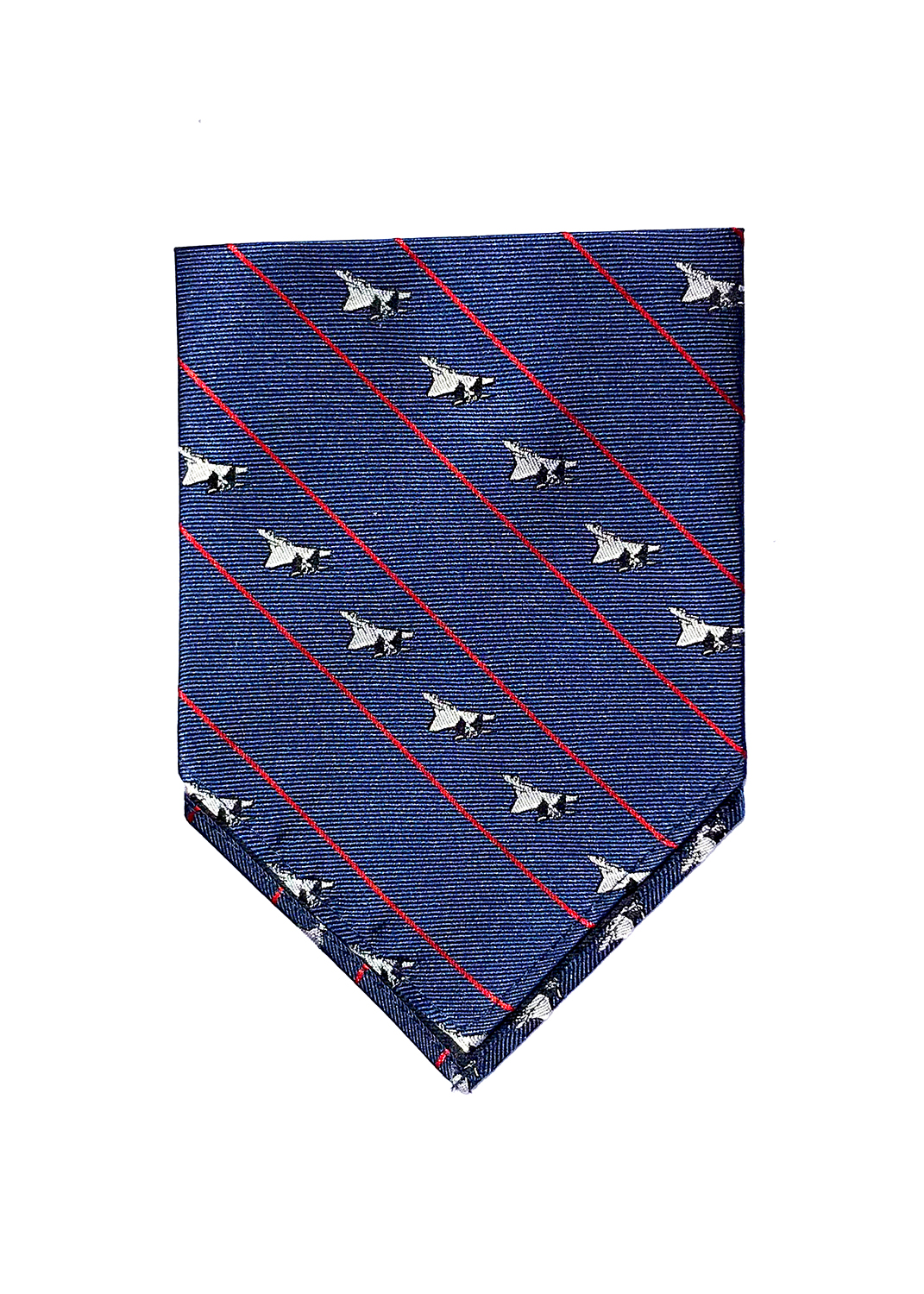 doppeldecker design aviation aircraft airplane pocket square f15