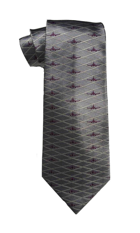 doppeldecker design designer aviation airplane aircraft silk bow tie bowtie md11 md-11