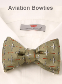 aviation bowties