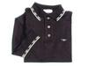 Biplane silk cotton polo shirt Doppeldecker Design
