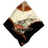 doppeldecker design designer aviation airplane aircraft silk scarf biplane compass