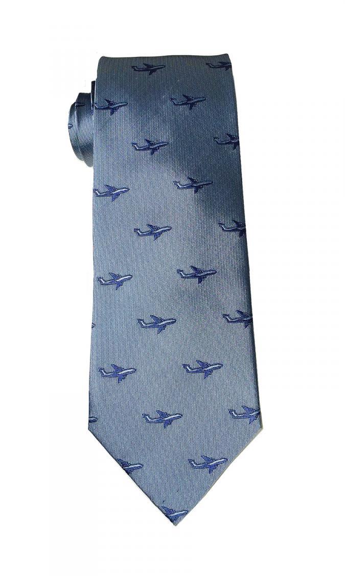 doppeldecker design designer aviation aircraft silk bow tie bowtie c5 c-5 galaxy