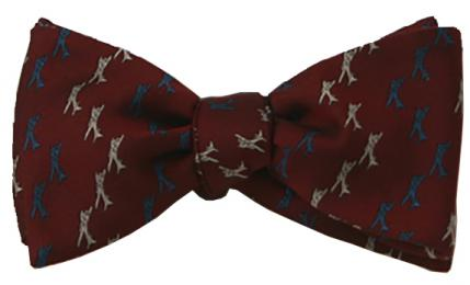 doppeldecker design designer aviation aircraft silk bow tie bowtie b17 flying fortress